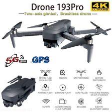 New KAJ193PRO Drone 4K 5G Two-axis Gimbal Brushless Motor 2000 meters GPS Drone