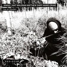 MAT/SHIPP,MATTHEW/DRAKE,HAMID) JUNGLE (WALERIAN - LIVE AT OKUDEN  2 CD NEU