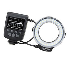 Meike FC100 LED Lamp Macro Adapter Ring Flash Light for Camera Canon EOS 5D