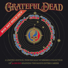Grateful Dead: 30 Trips Around The Sun- 80 CD Ultimate Box Set New & Sealed