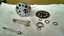 86 Yamaha FJ1200 Oil Pump Assembly with Gears and Bolts #3308