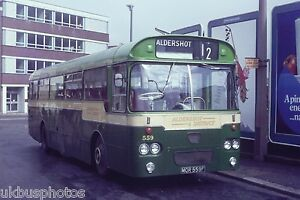 Aldershot & District MOR559F Bus Photo