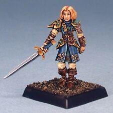 Acacia Crusaders Sgt Reaper Miniatures Warlord RPG D&D Ranger Fighter Melee