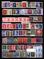 Canada 20th Century Mostly MNH Lot 73 items Nice