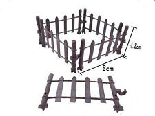 LG2501 1 Meter Model Railway Building Fence Wall 1:25 G Scale NEW