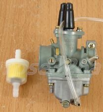 Carb for Yamaha BW80 PW80 Carburetor W/ Fuel Filter