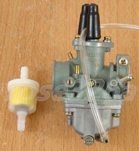 Carb for Yamaha BW80 PW80 Carburetor W/ Fuel Filter