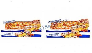 2 Entenmann's Pecan Danish Twist 12.25 oz