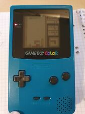 Nintendo Game Boy Color Ice Blau Türkis