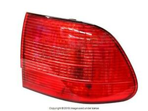 PORSCHE CAYENNE 2003-2006 Taillight Assembly with Bulb Holder RIGHT GENUINE