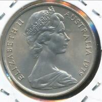 Australia, 1979 Ten Cents, 10c, Elizabeth II - Choice Uncirculated