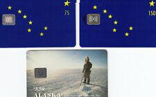 Alaska Flaggensatz plus Eskimo mint