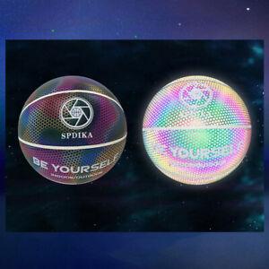 2020 Newest Holográficos Brillante Reflectante Baloncesto -estados Unidos Hot