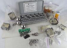 Lot Brown & Sharpe 599-766 52-PC Precision Gauge Ball Set gage Carr Lane Tooling