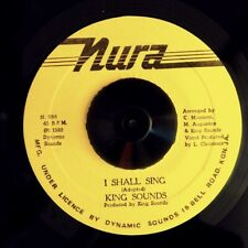 King Sounds - I Shall Sing  /  Version