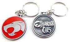 Thundercats Keychain Keyring Pendant doble sided HQ FREE SHIPPING!