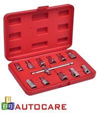 ASC Group OLIO Tappo Coppa rimozione set utensili 12 pezzi chiave + 11 PRESE