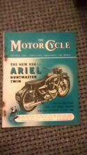 October Motor Cycle Magazines in English