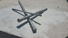 SDS MAX Hammerbohrer Betonbohrer Steinbohrer Quadro - X Kreuzschneide 14 - 45 mm