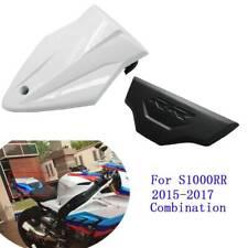 For BMW S1000R S1000RR 2015-2017 Rear Pillion Seat Cover Cowl Kit Set White