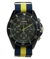 Aeropostale Men's Ribbon Analog Watch