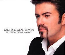 GEORGE MICHAEL Ladies & Gentlemen The Best Of 2CD BRAND NEW