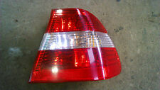 BMW E46 3 SERIES SALOON FACELIFT 2001  DRIVER SIDE REAR LIGHT UNIT PT NO 6910532