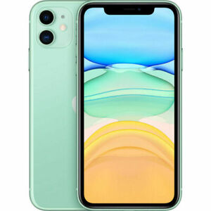 Apple iPhone 11 - 64 GB - Green (Verizon) Smartphone