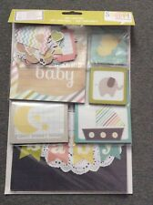 NEW Baby Snap Pack (127 Cards & Die Cuts)