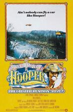 Hooper (1978)- 16mm Color Feature Film -Burt Reynolds-  Sally Field