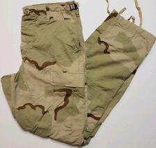 Combat Trouser Army Camo Cargo Pants Men's Size Small Regular