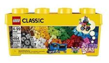 NEW LEGO Classic Creative Medium Brick Box 10696 Blocks Ideas 484 pc Storage Tub