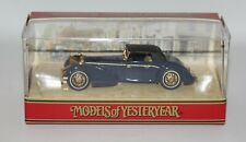 Matchbox Models of Yesteryear YY017A/D - Hispano Suiza