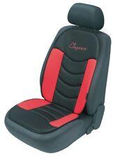 Gerini weiche ergonomische Universal Auto Sitzauflage rot, hohes Rückenteil