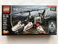 LEGO Technic Ultralight Helicopter 42057 - Retired New Sealed