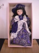 Victorian Genuine Bisque Porcelein Doll