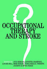 (Very Good)-Occupational Therapy and Stroke (Paperback)--1861561989