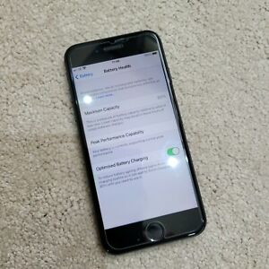 Apple iPhone 7 - 256GB - Unlocked - Black