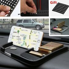 Silicone Mat Anti-Slip Pad for Mobile Phones/Coins/ Key Chain + Parking number