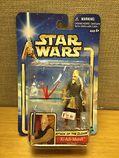 Hasbro Star Wars Attack of the Clones: Ki-Adi-Mundi Jedi Master Action Figure