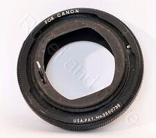 Tamron Adaptall Adapter für Canon