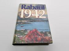 Rabaul 1942 Douglas Aplin HC/DJ 1980 1st Edition