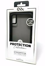 """CaseMate Protection Collection Case for IPhone XS MAX 6.5"""" Translucent Black"""