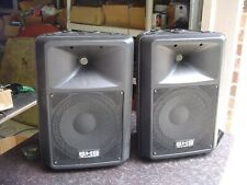 """SHS Audio 10"""" Airfoil 2-Way 400W Pole Stereo Speakers Model S10"""