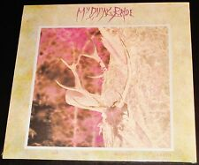 My Dying Bride I Am The Bloody Earth LP Vinyl Record 2016 Peaceville Germany