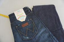 WRANGLER Dani Damen Jeans boyfriend fit Hose W28 L34 used darkblue NEU #4
