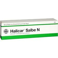 HALICAR Salbe N 50g PZN 1339580