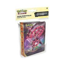 Pokemon Sword & Shield Darkness Ablaze - Mini Portfolio With Booster