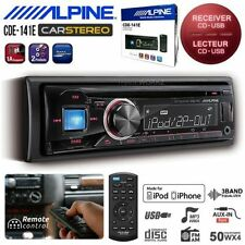 Alpine Car Audio In-Dash CD Players