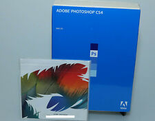 Adobe Photoshop CS4 for Mac brand new sealed retail box genuine